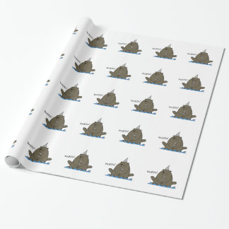 Belford Bear Wrapping Paper