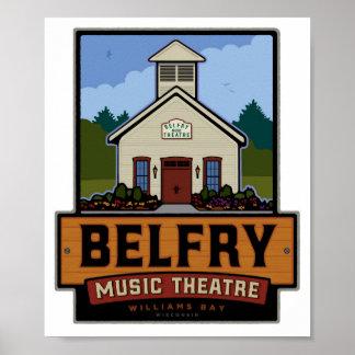 Belfry Music Theatre Poster