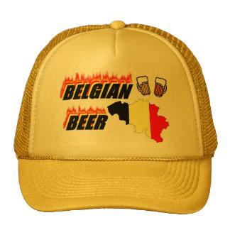 Belgian cap beers 1