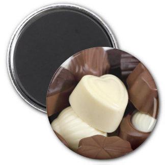 Belgian Chocolates Magnet