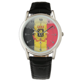 Belgian Coat of arms Watch