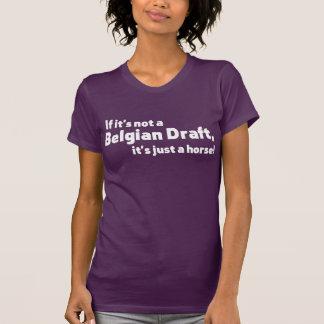 Belgian Draft horse T-Shirt