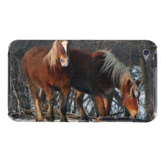 Belgian Draft Horses iTouch Case