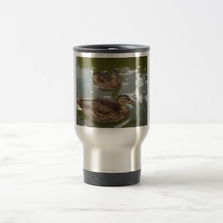 Belgian Ducks Coffee Mugs