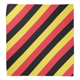 Belgian flag bandana | Colors of Belgium