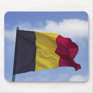 Belgian flag RF) Mousepad