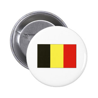 Belgian Flag T-shirts and Gifts Buttons
