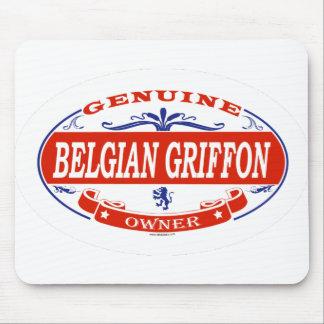 Belgian Griffon Mouse Mat