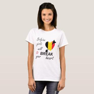 Belgian Heartbreaker T-Shirt
