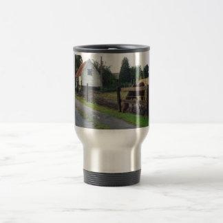 Belgian Horse Travel Mug