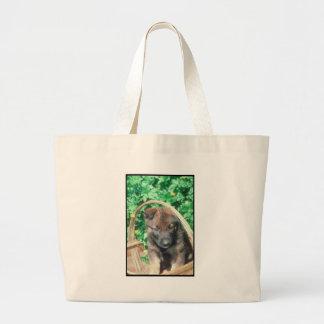 Belgian Malinois Canvas Bags