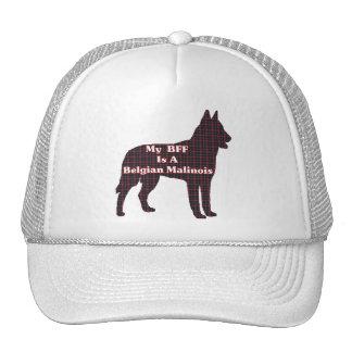 Belgian Malinois BFF Hat