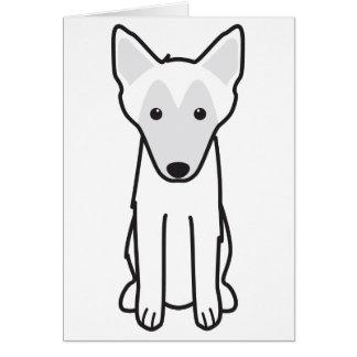 Belgian Malinois Dog Cartoon Greeting Cards