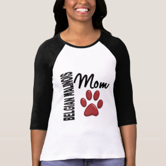 Belgian Malinois Mom 2 T-Shirt