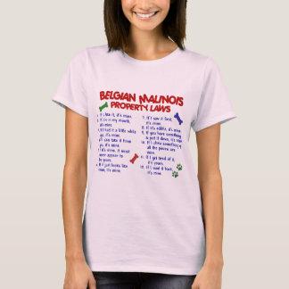 BELGIAN MALINOIS PL2 T-Shirt