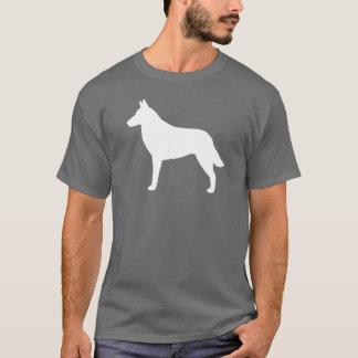 Belgian Malinois Silhouette T-Shirt