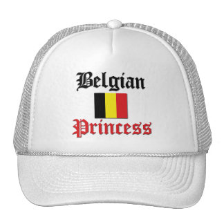 Belgian Princess Mesh Hat