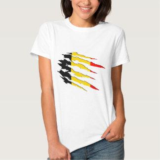 Belgian Scar Shirt