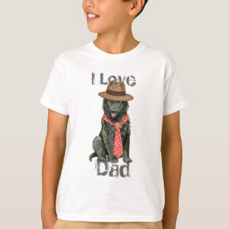 Belgian Sheepdog Dad T-Shirt