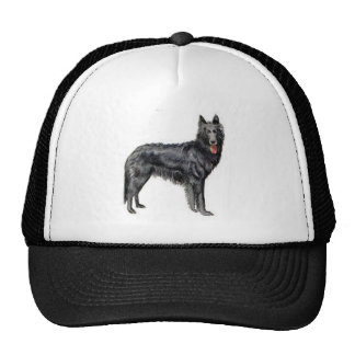 Belgian Sheepdog Trucker Hats