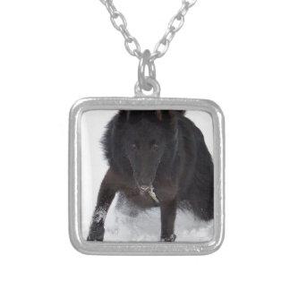 Belgian Sheepdog Custom Jewelry