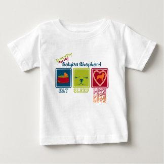 Belgian Shepherd Baby T-Shirt