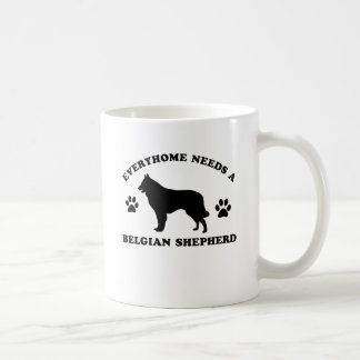 Belgian Shepherd dog breed designs Coffee Mugs