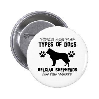 belgian shepherd gift items pin