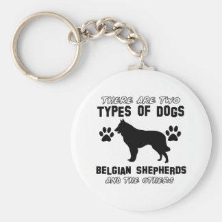 belgian shepherd gift items key chain