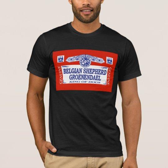 Belgian Shepherd Groenendael T-Shirt