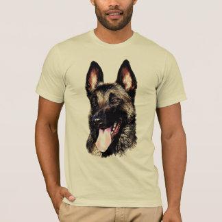 Belgian tee-shirt shepherd clouded T-Shirt