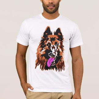 Belgian tee-shirt shepherd tervueren T-Shirt