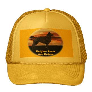 Belgian Terv Hat Mesh Hats