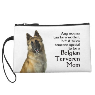 Belgian Tervuren Bag Wristlet Purse