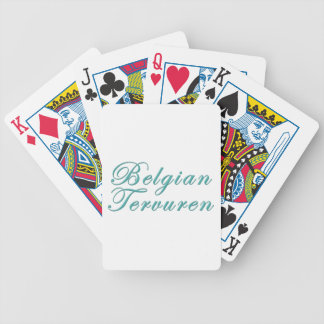 Belgian Tervuren Card Deck