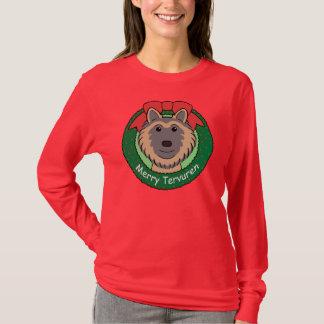 Belgian Tervuren Christmas T-Shirt