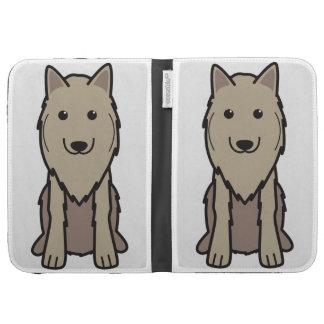 Belgian Tervuren Dog Cartoon Cases For Kindle