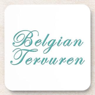 Belgian Tervuren Drink Coaster