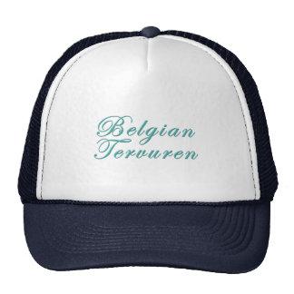 Belgian Tervuren Mesh Hat