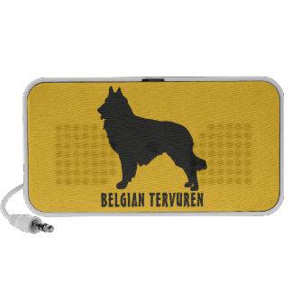 Belgian Tervuren iPod Speaker