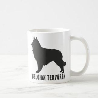 Belgian Tervuren Coffee Mugs