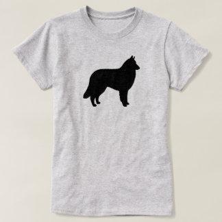 Belgian Tervuren Silhouette T-Shirt