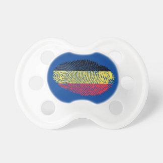 Belgian touch fingerprint flag dummy