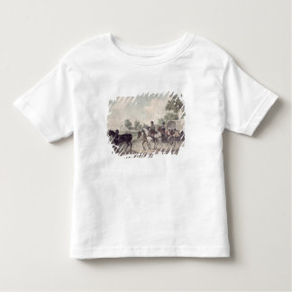 Belgian Wagon conveying Wounded from the Field Toddler T-Shirt