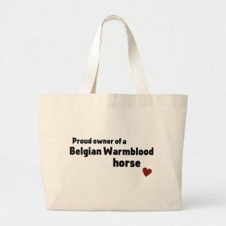 Belgian Warmblood horse Bag