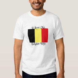 Belgian wife shirts