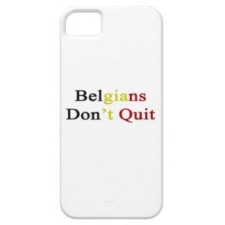 Belgians Don t Quit Case For iPhone 5/5S