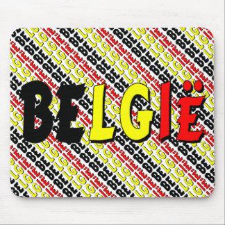 Belgie Mouse Pad