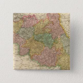 Belgium 15 Cm Square Badge