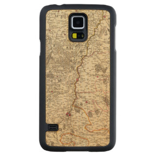 Belgium 2 carved maple galaxy s5 case